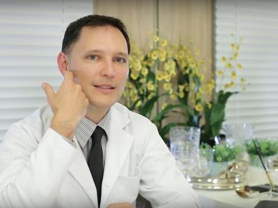 Dr. André Rosado fala sobre foliculite e evitar que ela apareça.